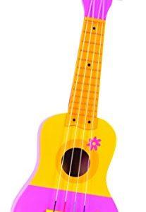 Boikido Bkd80911013 My First Guitar Chitarra Per Bambini In Legno Rosa 0