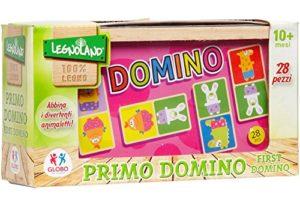 Globo Globo 36569 Legnoland Domino In Legno Animali 28 Pezzi 0