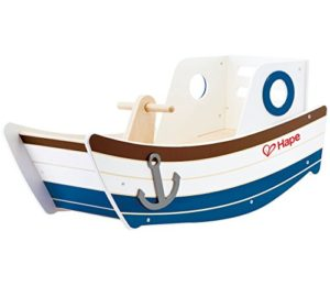 Hape E0102 Barca A Dondolo 0