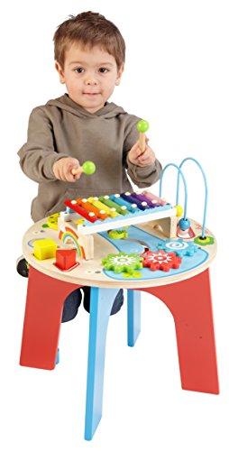 Legnoland Tavolino multiattività in legno Giochi In Legno