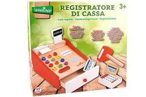 Legnoland Registratore Di Cassa In Legno 38112 0