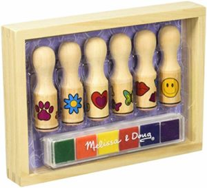 Melissa And Doug Set Di Timbi Happy Handle 0