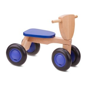 New Classic Toys Wooden Trike Road Star 0