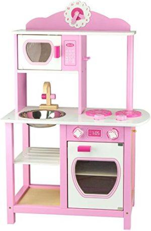 New Classic Toys 1052 Gioco Dimitazione La Cucina Della Principessa 0
