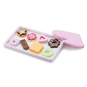 New Classic Toys Sweet Treats Set Con Guanto Da Forno Pezzi 0