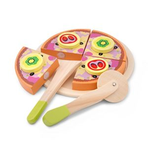 New Classic Toys Pizza Alle Verdure 0