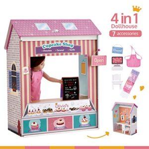Olivias Little World Casa Delle Bambole Colore Rosa Td 12641c 0