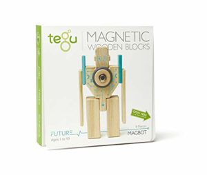 Tegu Mgb Tl1 405t Blocco Magnetico In Legno Magbot 0