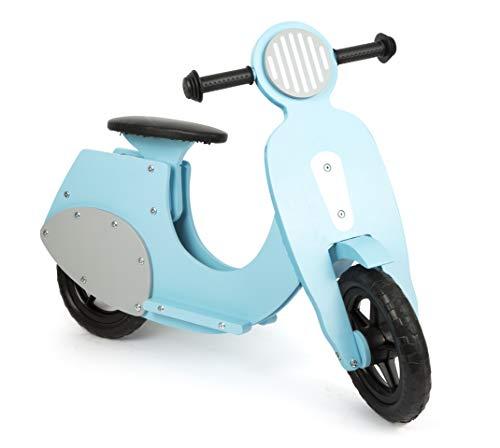 Small Foot Company Motoretta Bella Italia In Legno Per Bambini Di Et Superiore Ai 3 Anni Blau 0