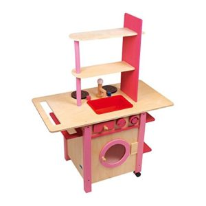 Small Foot Design All In One Cucina Rosa 0