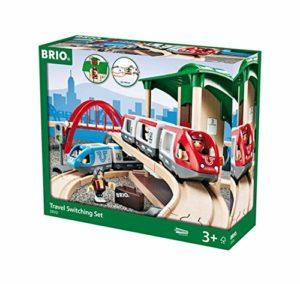 Brio 33512 Set Ferrovia Con Scambio 0