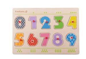 Everearth Ee33743 Puzzle Numeri 0