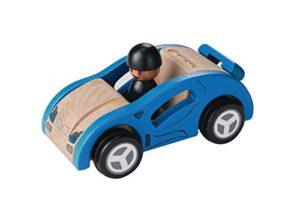 Everearth Ee33557 Auto Da Corsa Veicoli Blu 0