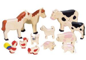 Goki Figurine Animali Da Fattoria 0