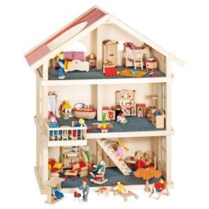 Gorki 51957 Casa Delle Bambole 3 Piani 0