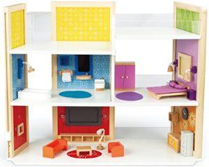 Hape E3403 Casa Dei Sogni Fai Da Te Multicolore 0