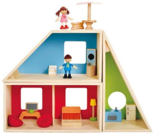 Hape E3404 Casa Delle Bambole Fai Da Te 0