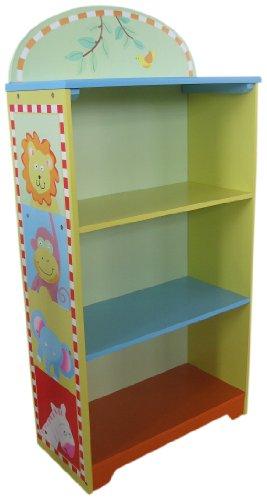 Liberty House Toys Libreria Per Bambini Design Animali Della Savana 0
