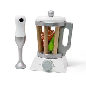 Mamamemo Disvaltoys Giocattoli Di Legno Battitore Miscelatore Fruit Kitchen Toys 0
