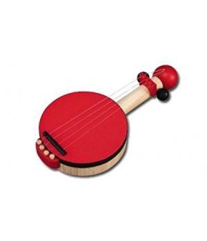 Plan Toys Banjo Colore Legno 6411 0