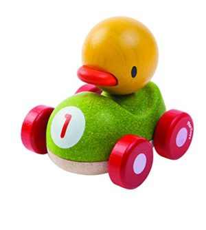 Plan Toys Duck Racer Colore Legno 5678 0