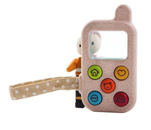 Plan Toys My First Phone Colore Legno 5674 0