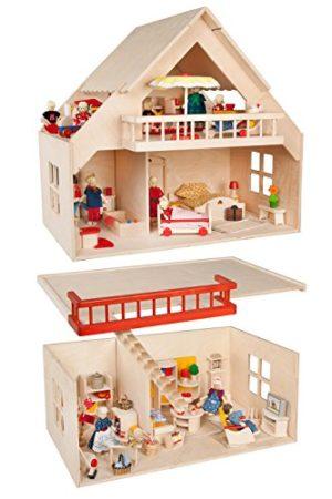 Rulke Rulke23210 Casa Con Balcone Set Di Estensione 0