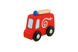 Trudi Sevi 82902 Mini Camion Pompieri 0