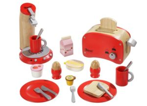 Howa Set Da Cucina In Legno 22 Pezzi 48562 0