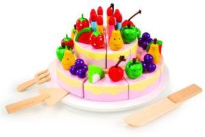 Small Foot Company 7794 Torta Di Compleanno Da Tagliare 0