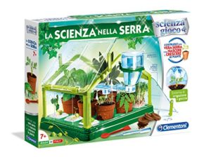 Clementoni Scienza Della Serra Natura E Animali Gioco Didattico Educativo 519 Colori Assortiti 13039 0