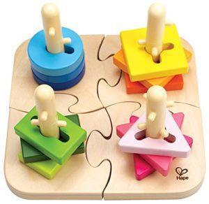 Hape E0411 Puzzle Creativo 0