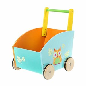 Labebe Carrello Spesa Giocattolo 2 In 1 Usa Come Girello Bambini Arancione Gufo Girello Bambini Primi Passi Per 1 3 Anni Girello Camcarrello Primi Passi Bimbacarrello Primi Passi Bambina 0