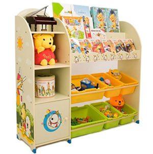 Libreria Per Bambini Sz5cgjmy Scaffali Per Riporre I Giochi Scatole Organizer Vetrina Armadio Mobili Per La Cameretta Beige 0