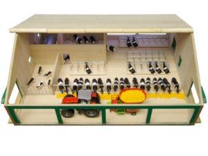 Siku Kids Globe 610495 Fattoria Stalla 75 X 60 X 27 Cm Scala 132 Compatibile Con Modellini Importato Da Germania 0