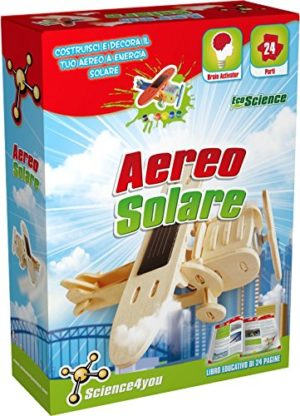 Science4you Puzzle 3d Aereo Solare Gioco Educativo E Scientifico 0