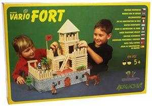 Walachia 194 Vario Fort Castello Gioco Di Costruzioni In Legno 0