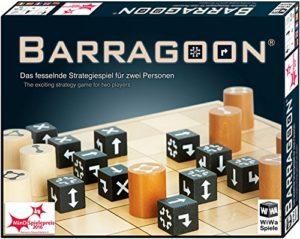 Wiwa Spiele 790016 Barragoon Lavvincente Gioco Di Strategia Per Due Persone 2 Giocatori Gioco Giochi Da Tavolo Vincitore Mind Spielepreis 2016 0