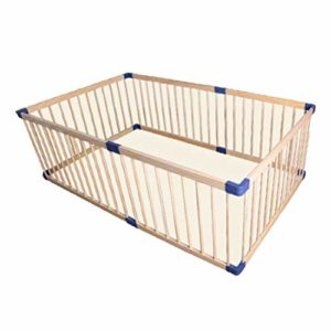 Yxxhm Children S Play Room Staccionata In Legno Baby Baby Recinto Toddler Crawling In Legno Massiccio Di Sicurezza Recinzione Recinto 0