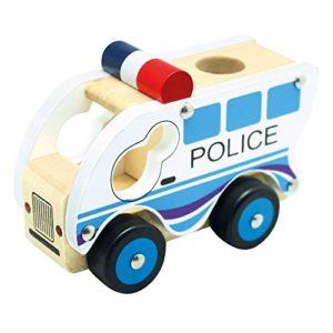 Bino 84082 Auto Della Polizia 0