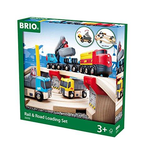 Brio 33210 Set Cava Ferrovia E Strada 0