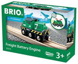 Brio 33214 Locomotiva Per Treno Merci A Batterie 0