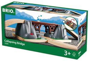 Brio 33391 Ponte Pericolante 0