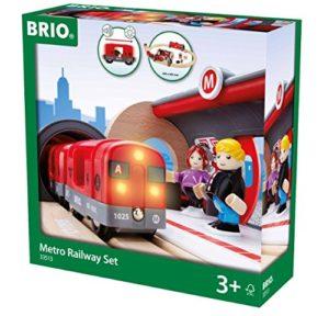 Brio 33513 Set Metropolitana 0