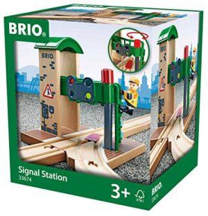 Brio 33674 Doppio Semaforo Con Operatore 0