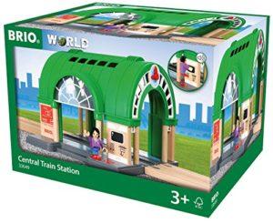 Brio Giocattolo Stazione Centrale 33649 0