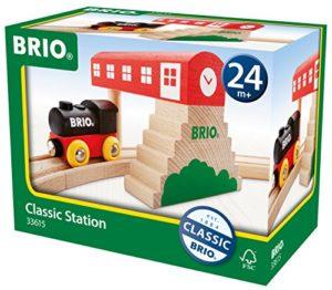 Brio My First Railway Stazione A Ponte Classica 33615 0
