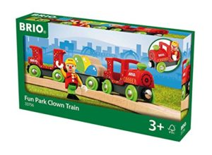 Brio World Luna Park Treno Clown 33756 0