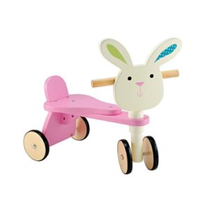 Early Learning Centre 141225 Wooden Bunny Trike 0