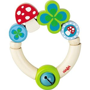 Haba 2631 Portafortuna Clutching Toy 0